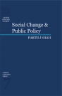 Social Change & Public Policy (LSS Series 7)
