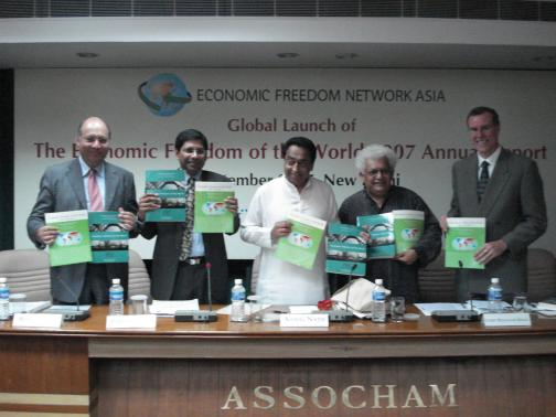 Economic Freedom Network Book Launch