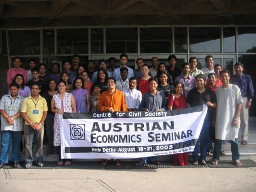 Austrian Economics Seminar 2000