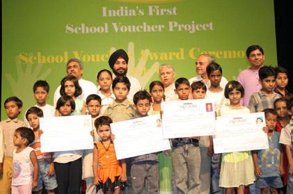 Delhi Voucher Pilot Project